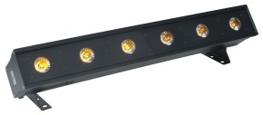 LED bar (riba) 60W ADJ Ultra HEX Bar 6 -3