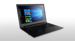 Laptop Lenovo Essential V110-15IAP Black